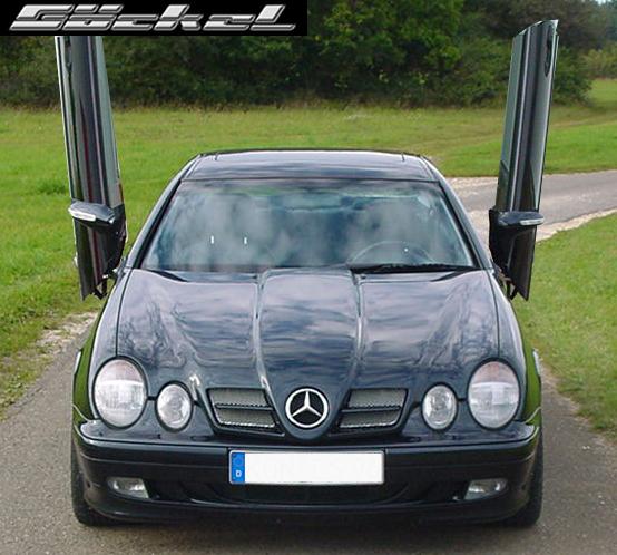 New Hood Design For W208 Mercedes Benz Forum
