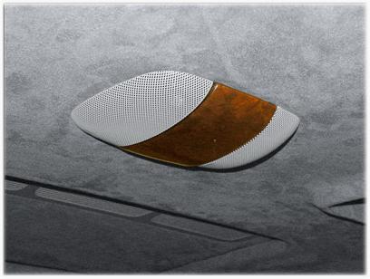 Sensor Innenraumabsicherung w221