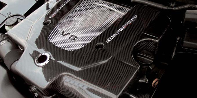 SL W113 Sport Auspuff